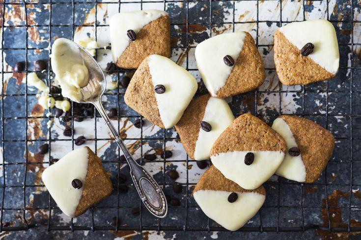 Café Latte Cookies