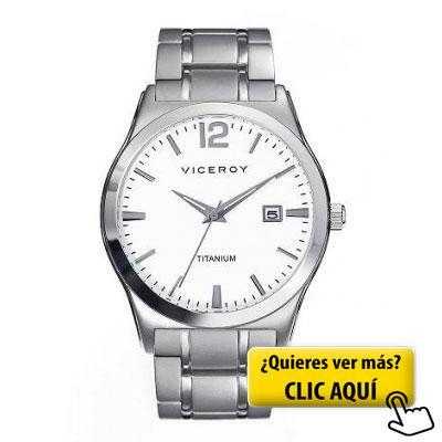Reloj caballero Viceroy ref: 47723-05 #reloj