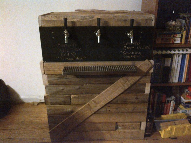 My Kegerator is finished!