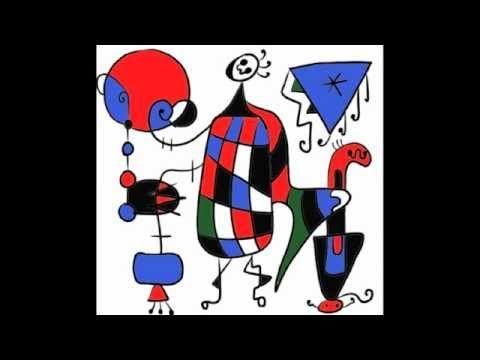 Joan Miro inspiration