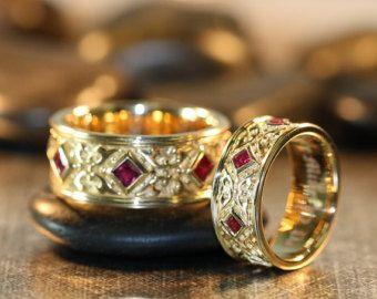 9 best rings images on Pinterest Wedding bands Diy wedding