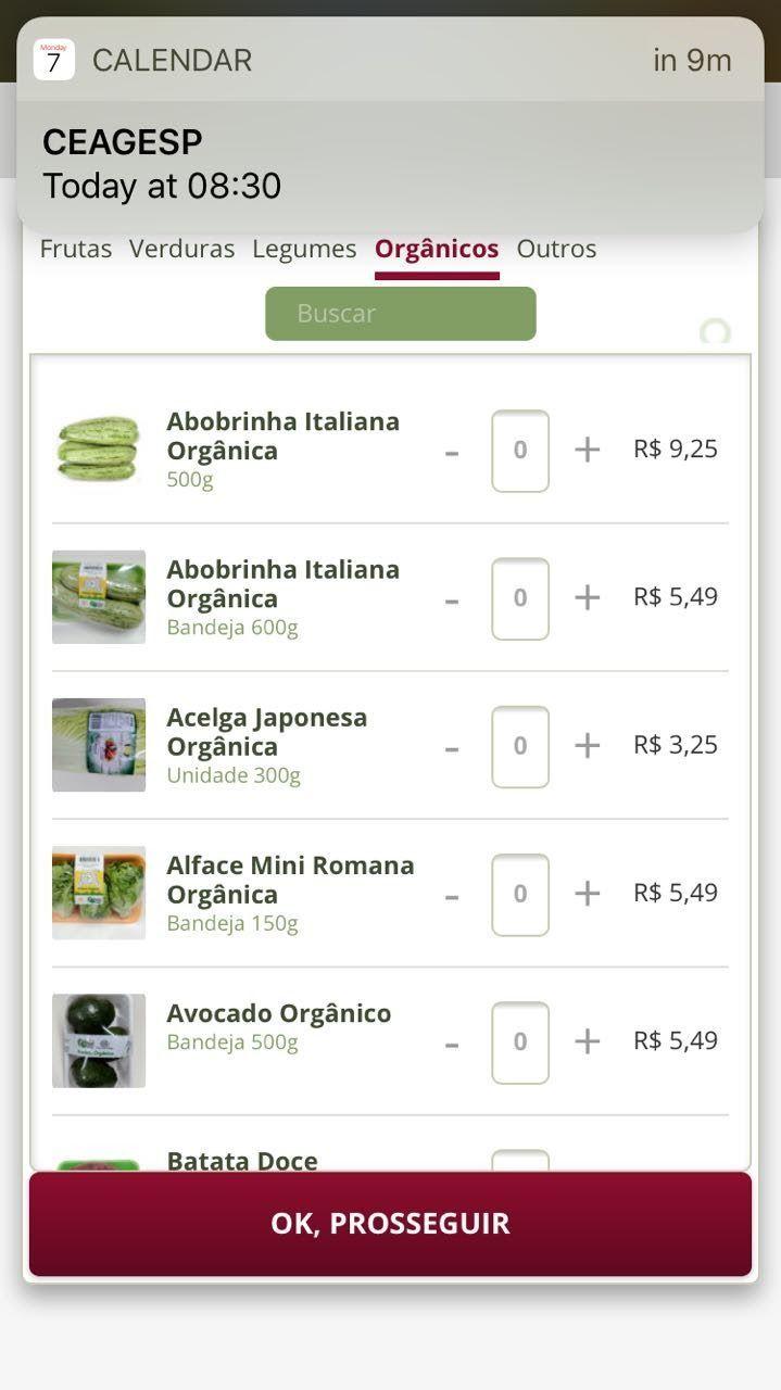 O Melhor Hortifruti Delivery Online Nao Sai De Casa Para Fazer O