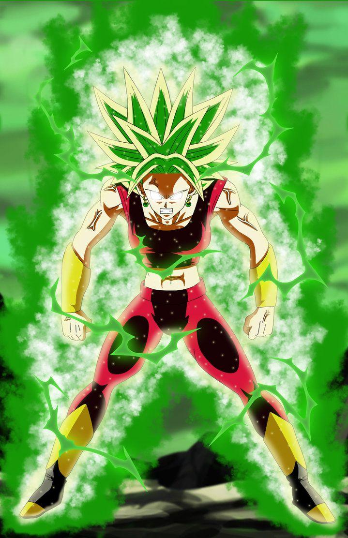 Kefla Legendary Super Saiyajin Rage By Gonzalossj3 Anime Dragon Ball Super Dragon Ball Super Goku Dragon Ball Super Manga