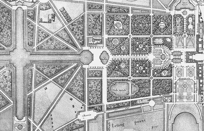 Plus de 1000 id es propos de jardins la fran aise sur for Jardin 0 la francaise