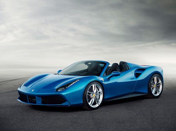voglia d'estate: Ferrari 488 Spider