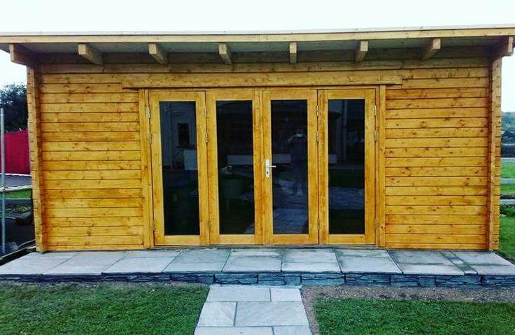 Log Cabins In Kilkenny #LogCabins #logcabinsireland