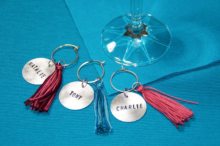 Wine glass charms are a great gift to give to anyone who loves to have a cheeky glass of wine now and then, or simply loves to host the most spectacular parties.