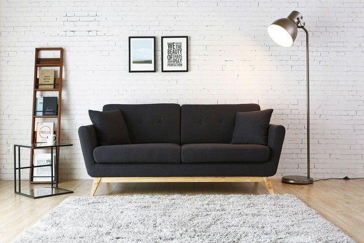 Concept Usine Hoga Canape Scandinave 3 Places Pas Cher Canape Rue