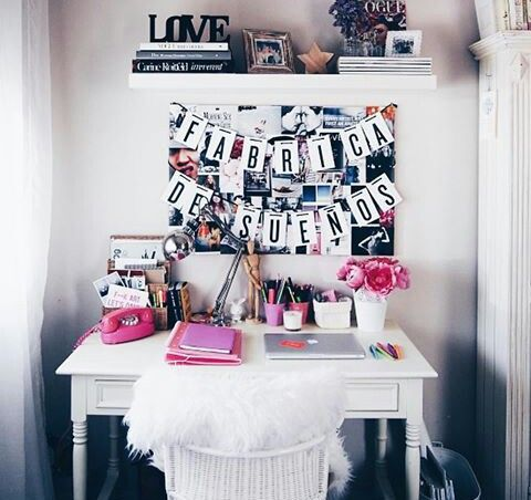 In love with this room @gigi_vives #dreams #pink #white