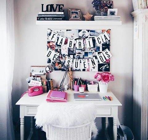 M s de 15 ideas fant sticas sobre dormitorio chica for Decoracion habitacion chica