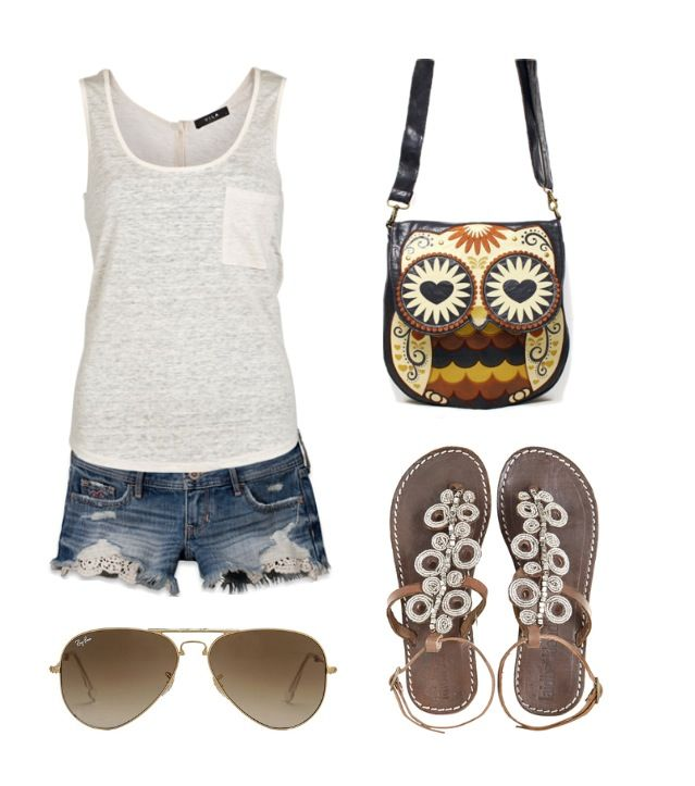 9f2b59eae740 Cute teen summer outfit. Not too city girl but not too country ...