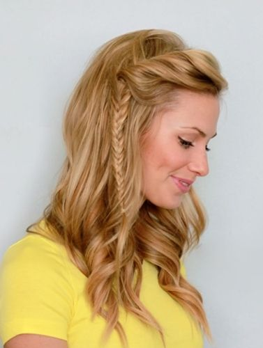 15 Simple and Easy Braided Hairstyles to Inspire You | Styles At Life