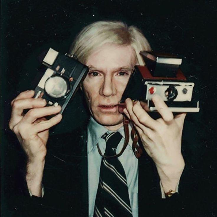 www.joliesse.ru  вдохновение Энди Уорхол Andy Warhol дизайн ретро винтаж поп-арт