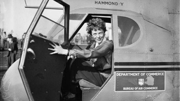 New Developments In The Disappearance Of Amelia Earhart - Neatorama