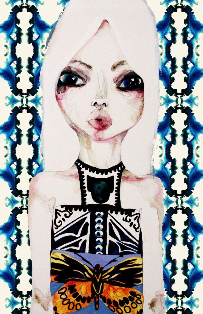 Sara Winfield #Artwork
