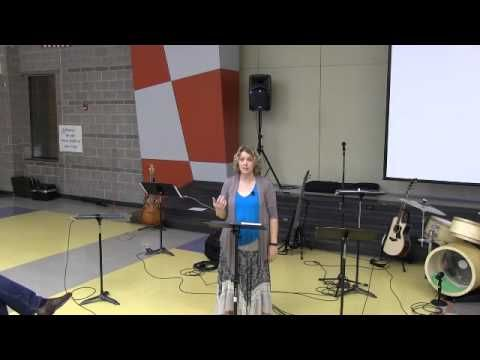 Sermon 5/31/2015 - Heather Hughes Video