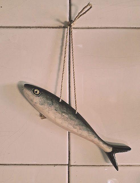 Alterazioni Viniliche - ceramic fish