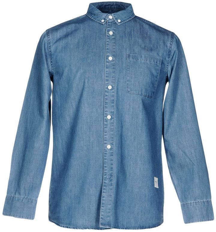Wemoto Denim shirts