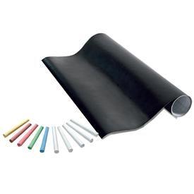 Rollo Pizarra Adhesiva de 200x45 cm de ancho. Tiene un montón de utilidades: para indicar el camino a la fiesta, como bajo plato, cartel para describir el menú....Incluye tizas. http://www.airedefiesta.com/product/5570/0/0/1/1/Rollo-Pizarra-Adhesiva-con-Tizas.htm