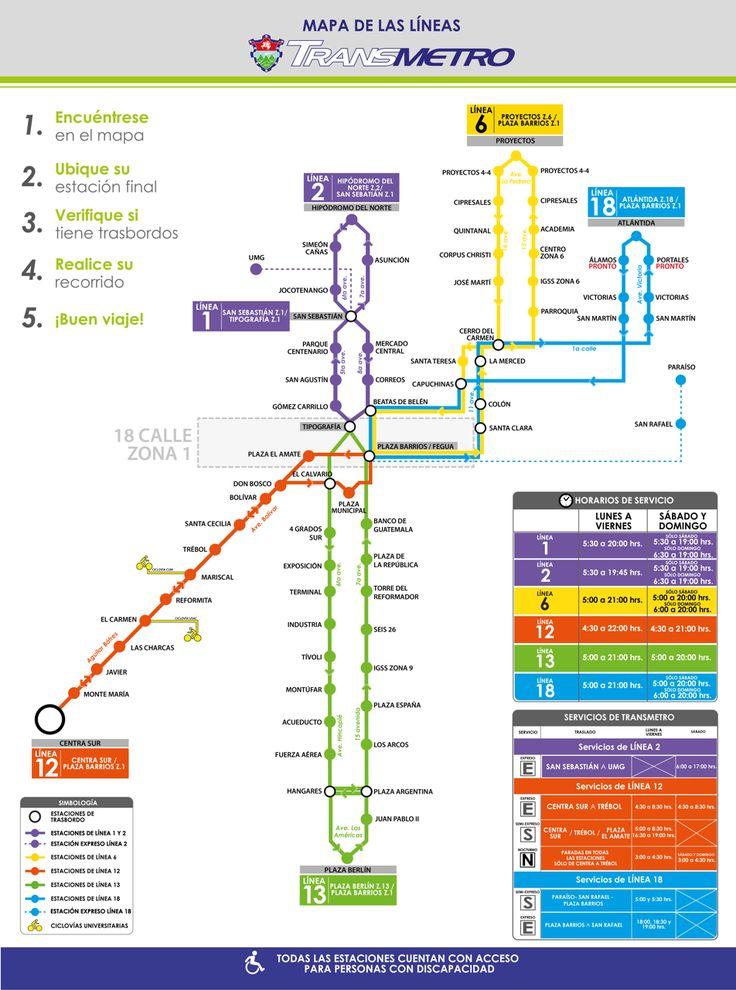Transmetro es un sistema que actualmente tiene 35 kilómetros de troncales, y hace parte de un plan comprensivo de mejoramiento de la ciudad (Plan Guatemala 2020). En Transmetro se realizan 350,000 viajes diarios. Los países de Latino América que se integran a nuestra visión son: Brasil, Chile, Colombia, Ecuador, México y Perú. Consulte en el […]