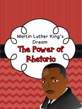 rhetorical triangle in i have a dream by martin luther king Learn about the political and social context behind martin luther king, jr's famous i have a dream speech, the rhetorical devices that helped its concepts resonate, and its effect on the.