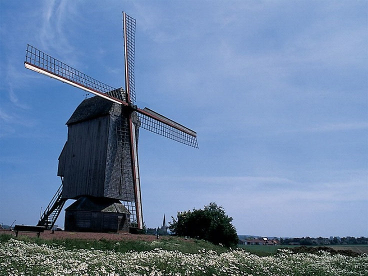 Windmill, North Picardy