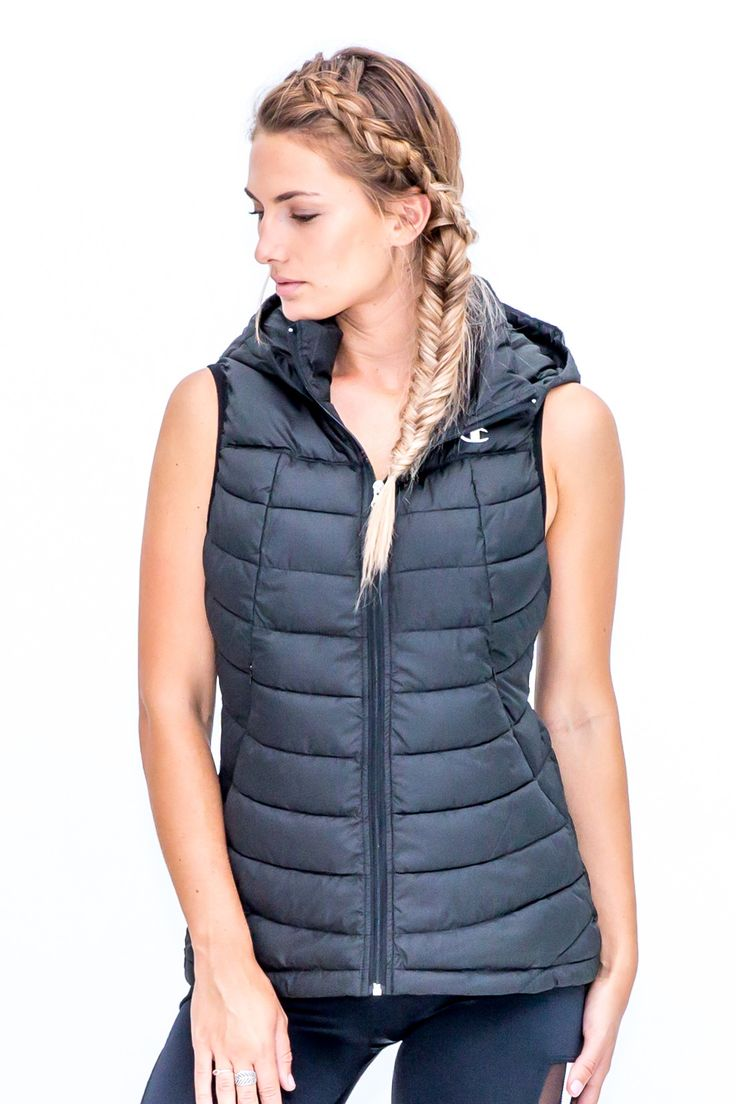 Champion - Powertrain Puffer Vest