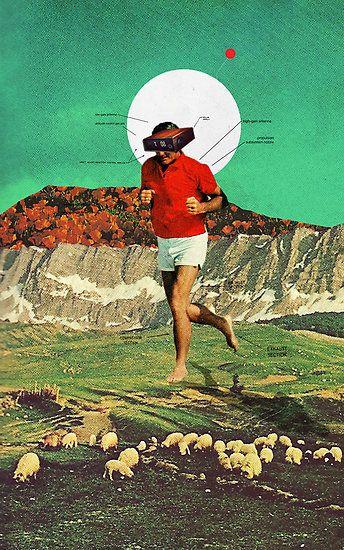 Sheeprunner by Frank  Moth