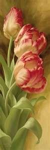 Igor Levashov - Spring's Parrot Tulip I - art prints and posters