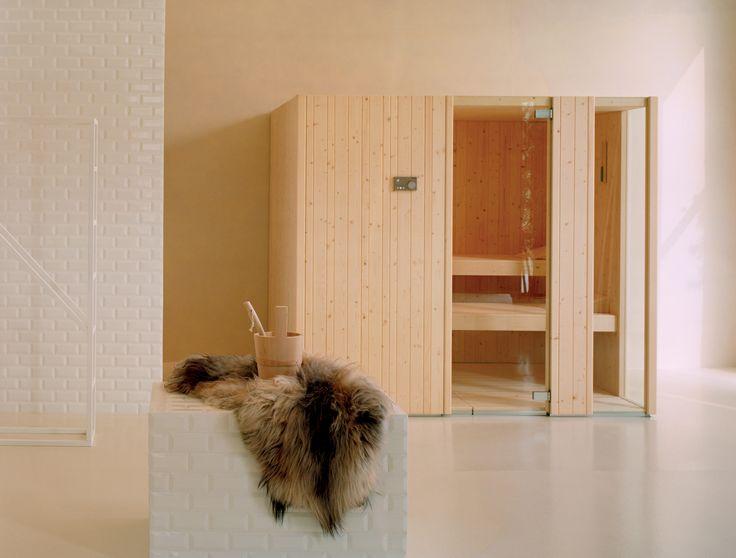 40 best Effegibi Home Spa Logica images on Pinterest Saunas - sauna fürs badezimmer