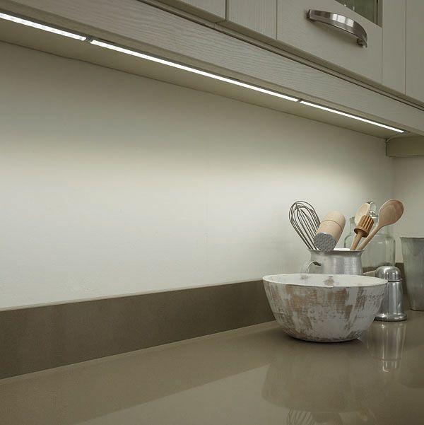 LED Keuken opstelling met 3 Bars