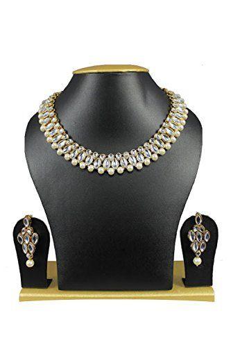VVS Jewellers Traditional Indian Bollywood Kundan Dazzlin... https://www.amazon.com/dp/B06Y411GPG/ref=cm_sw_r_pi_dp_x_kX2pzbFWEAW15