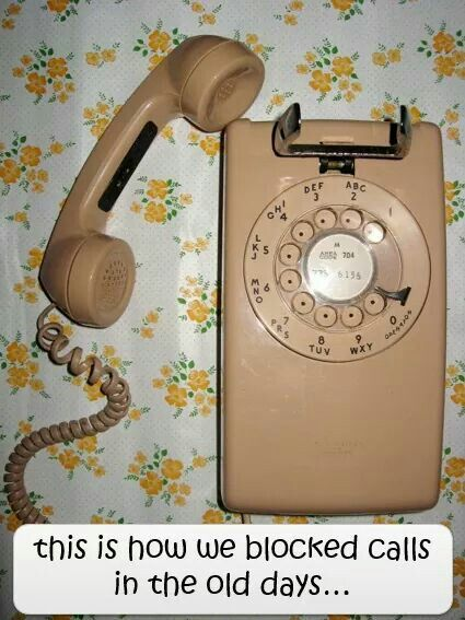 looks like the phone I grew up with