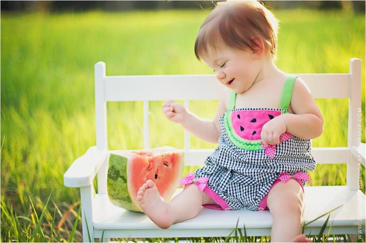 Watermelon session.