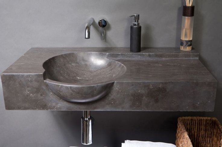 cement kitchen sink 14 best badkamers images on bathrooms 2049