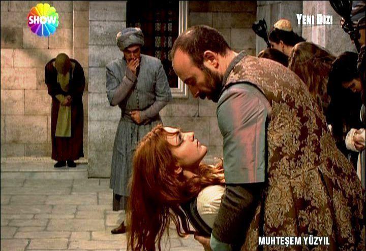 """Muhtesem Yuzyil"" or ""Magnificent Century"""
