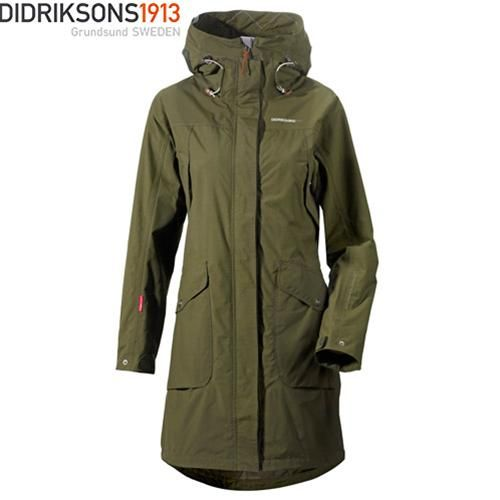 Didriksons Thelma wms coat