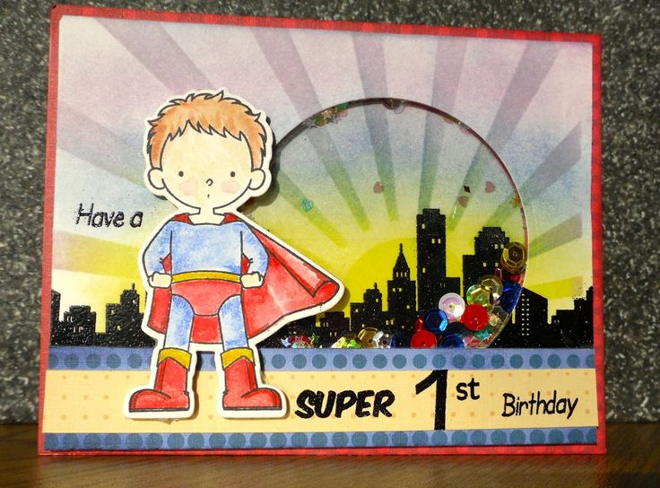 Crazy for Card Making: Happy SUPER Birthday