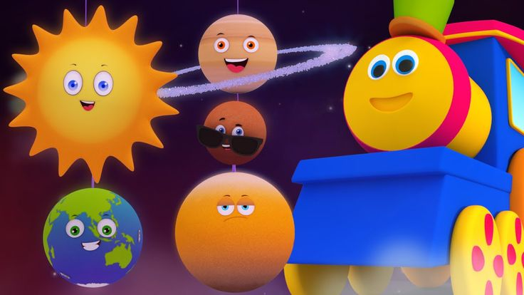 Bob The Train - bob the train | the planets song | nursery rhyme | kids songs | 3d rhymes Kids today Bob is here to make us know about various things that are present out of our planet. And as its Bob taking all children's for planets ride it is really going to be fun with him. #preschool #educational #fun #learning #parenting #nurseryrhyme #kidssongs #bobplanetssong #planetsongforkids #theplanetsong #planetnurseryrhymes #kidsplanetsong #kidstv  https://youtu.be/nt3Vh7g6nb8