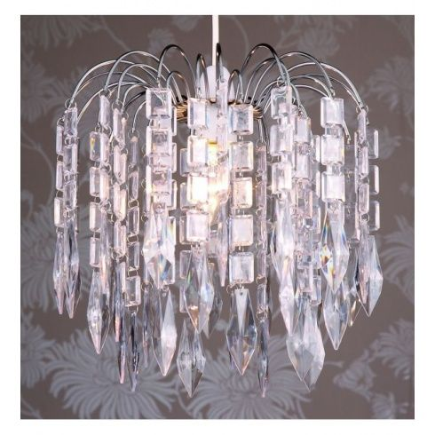 Loxton Lighting Acrylic Clear Drops Non-electric Pendant & 39 best Acrylic Finished Lighting images on Pinterest   Ceiling ... azcodes.com