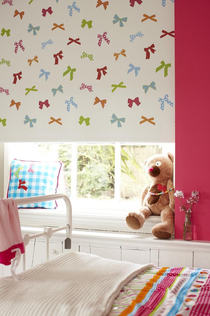 window decoration & bedcover  #lief! lifestyle #raamdecoratie #kinderkamer