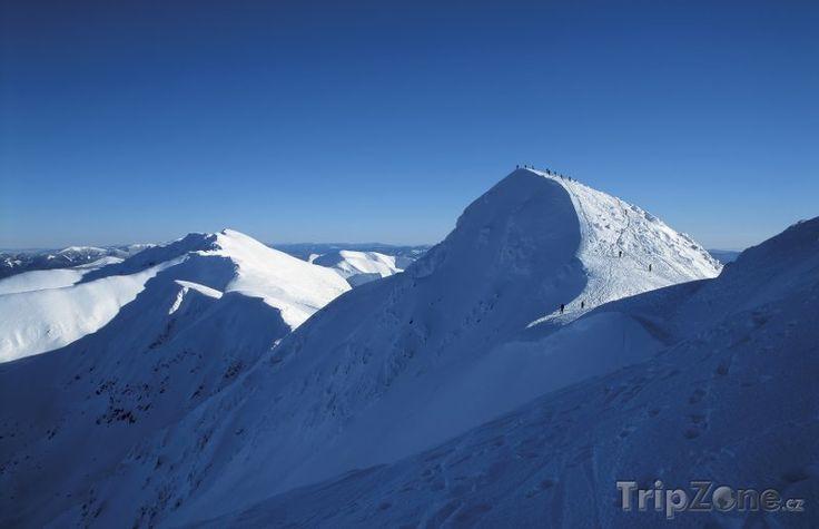 Fotka, Foto Hora Chopok v Nízkých Tatrách (Slovensko)