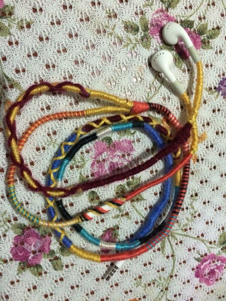 #earplug #handmadeearplug #knitting