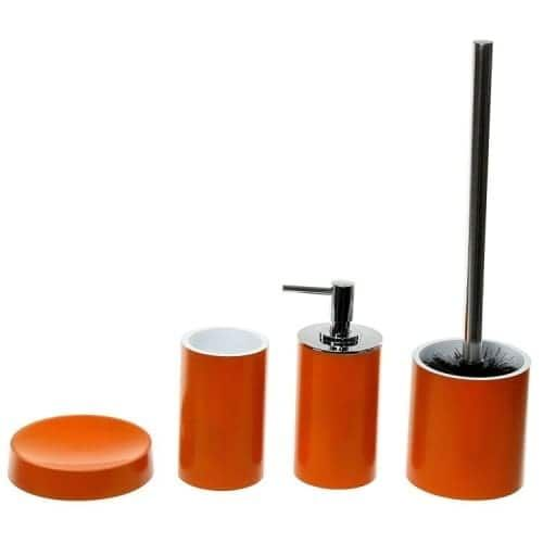 Best 25 Orange Bathroom Accessories Ideas On Pinterest Orange