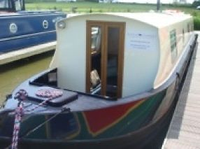 Short Break Narrowboat Holiday for 2-4 ** Mon 21st July to Fri 25th July **