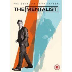 The Mentalist - Season 5 DVD