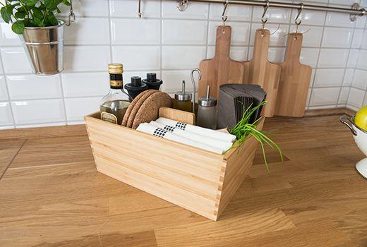 Kuchyňa a spotrebiče - Kuchynské skrinky a čelá METOD a viac - IKEA