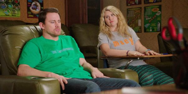Jillian Bell's Hilarious Take On Having To Pretend To Love Channing Tatum In The Splash Remake #FansnStars