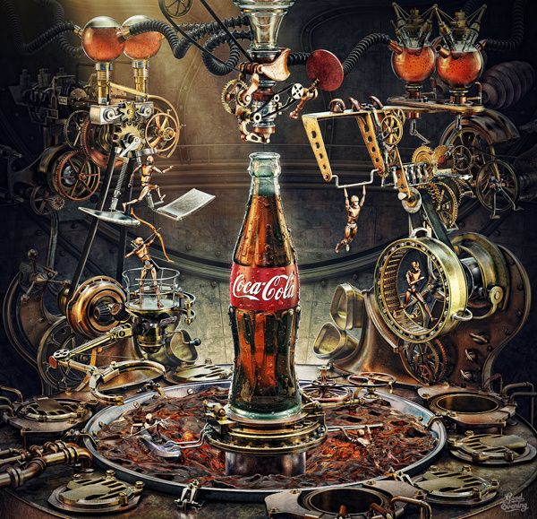 Coca Cola Olympic Games by Good Evening
