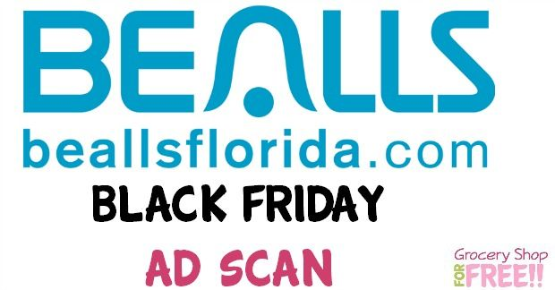 Bealls Florida Black Friday Ad Scan 2016!
